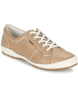 Caspian Women's Shoes (trainers) In Brown