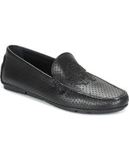 2015b Men's Loafers / Casual Shoes In Black