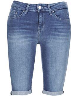 Venice Rw Bermuda Eloise Women's Shorts In Blue