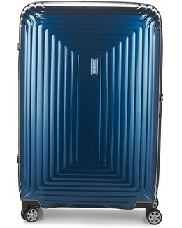 Neopulse Spinner 75 Men's Hard Suitcase In Blue
