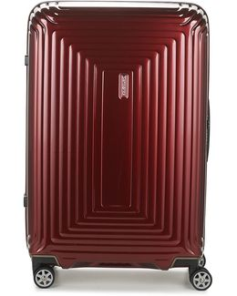 Neopulse Spinner 69 Men's Hard Suitcase In Red