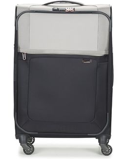 Uplite Spinner 67 Men's Soft Suitcase In Grey