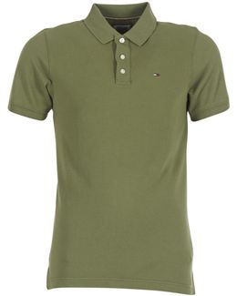 Thdm Basic Polo S/s 1 Men's Polo Shirt In Green