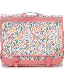 Green Monday Girls's Briefcase In Pink