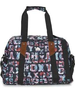 Sugar It Up Women's Travel Bag In Multicolour