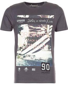 Faster Originals Men's T Shirt In Grey