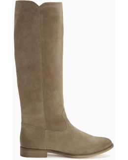 Penelope Suede Boot