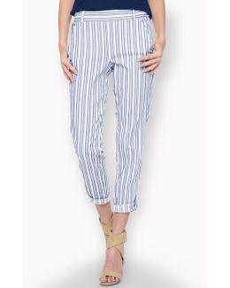 Maritime Trouser Stripe Pant