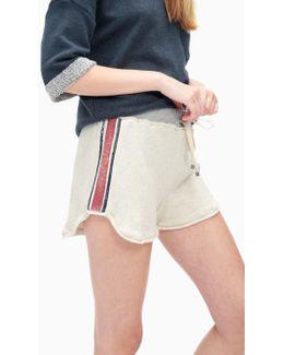 Vintage Roller Rugby Stripe Short