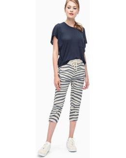 Zebra Print Jogger