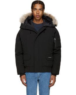 Black Down Chilliwack Coat