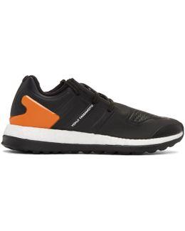 Black Pureboost Zg Sneakers