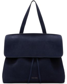 Lady Suede Tote Bag
