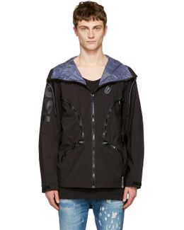 Black X Collection Mo-j-ty Hooded Jacket