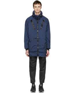 Navy X Collection Mo-j-lex Jacket