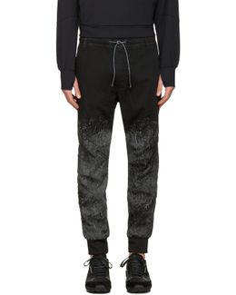 Black X Collection Trousers