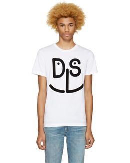 White T-diego-md T-shirt