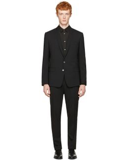 Black Martini Suit