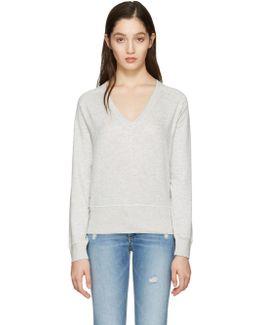 Grey Cozy Pullover