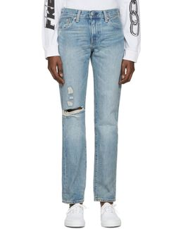 Blue 511 Jeans