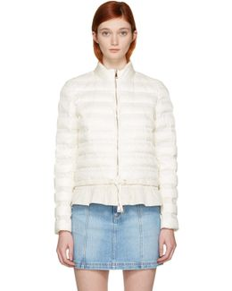 Ivory Down Anemone Jacket