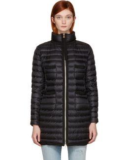 Black Down Bogue Jacket