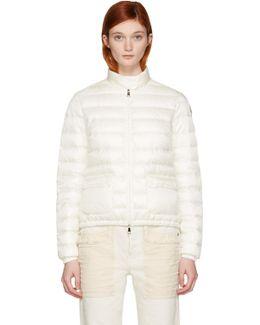 Ivory Down Lans Jacket