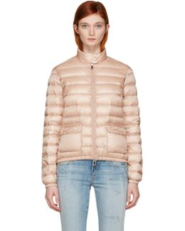 Pink Down Lans Jacket