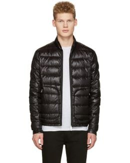 Black Down Acorus Jacket