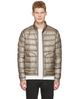 Grey Down Acorus Jacket
