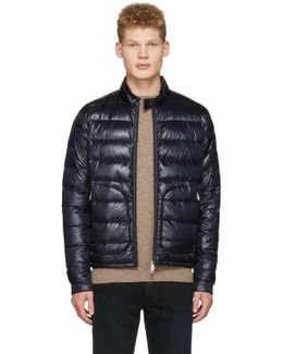 Navy Down Acorus Jacket