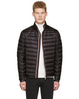 Black Down Daniel Jacket