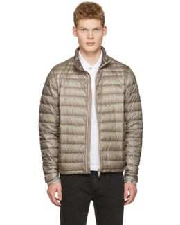 Grey Down Daniel Jacket