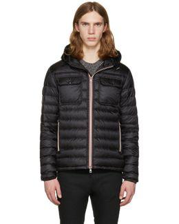 Black Down Douret Jacket