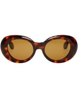 Tortoiseshell Mustang Sunglasses
