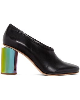 Amy Leather Pumps