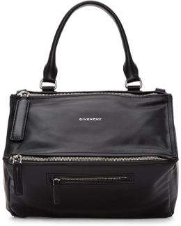 Black Medium Pandora Bag