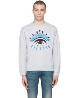 Grey Eye Pullover