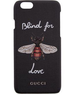 Black Bee Iphone 6 Case