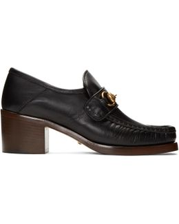 Black Vegas Loafers