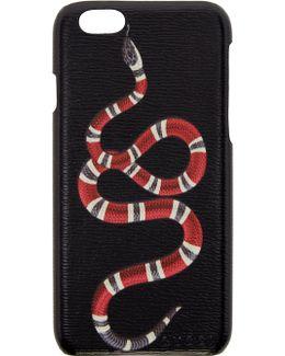 Black Snake Iphone 6 Case
