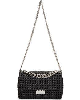 Black Becks Weaved Bag