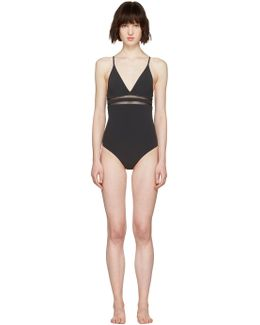 Black Timeless Swimsuit