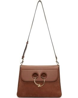 Brown Large Pierce Bag