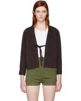 Black Lhasa Jacket