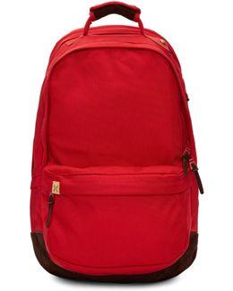 Red Ballistic 22l Backpack