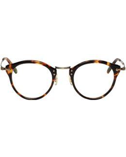 Tortoiseshell Op 505 Glasses