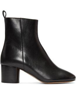 Black Deyissa Boots