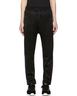 Black P-russ Lounge Pants
