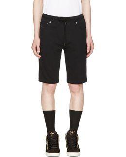 Black Jiffery-sho-sw Shorts